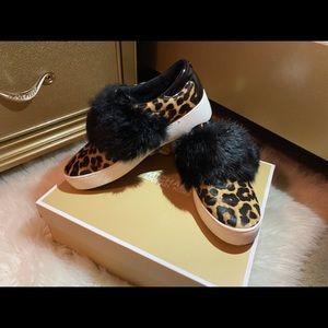 Michael Kors Maven fur Shoes